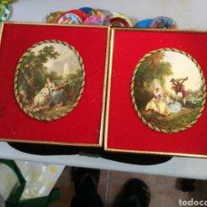 Varios objetos de Arte: CUADROS ANTIGUOS. Lote 180224868