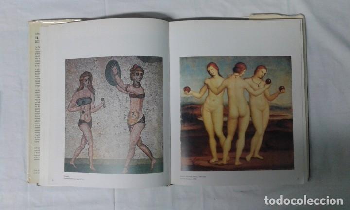 Varios objetos de Arte: EL ARTE DEL DESNUDO, EDWUAR LUCIE-SMITH, BUEN ESTADO - Foto 3 - 180280931