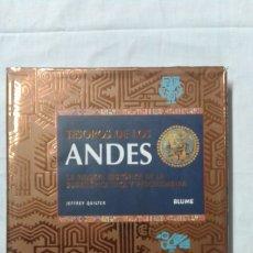 Varios objetos de Arte: TESOROS DE LOS ANDES, LA RIQUEZA HISTÓRICA DE LA SUDAMERICANA INCA Y PRECOLOMBINA. Lote 180282406