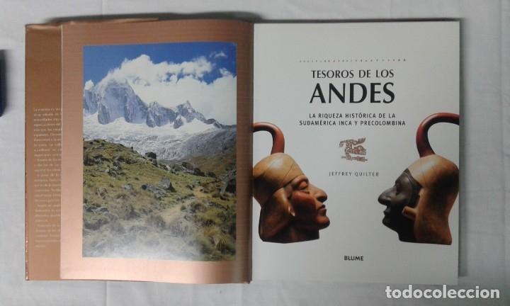 Varios objetos de Arte: TESOROS DE LOS ANDES, LA RIQUEZA HISTÓRICA DE LA SUDAMERICANA INCA Y PRECOLOMBINA - Foto 2 - 180282406