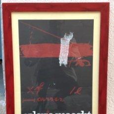 Varios objetos de Arte: CARTEL TAPIES GALERÍA MAEGHT . Lote 180328287