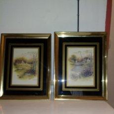 Varios objetos de Arte: ANTIGUO CUADRO DE LOS 70 80. Lote 180445735