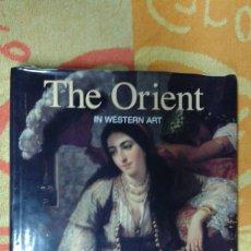 Varios objetos de Arte: THE ORIENT IN WESTERN ART, LENGUA INGLESA AÑO 2005 BUEN ESTADO. Lote 181155622