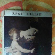 Varios objetos de Arte: CARAVAGE, RENE JULLIAN, LENGUA FRANCESA. Lote 181214615