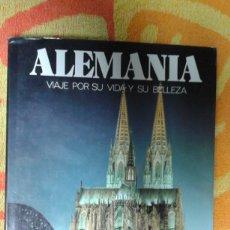 Varios objetos de Arte: ALEMANIA VIAJE POR SU VIDA Y SU BELLEZA. Lote 181217151