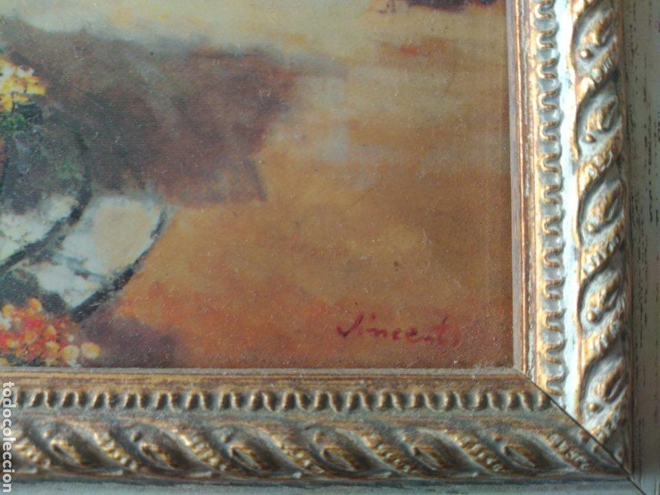 Varios objetos de Arte: CUADRO ( OLEO SOBRE METAL, FIRMADO ). MÁS CUADROS ANTIGUOS EN MI PERFIL - Foto 12 - 181709455