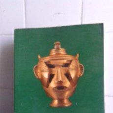 Varios objetos de Arte: CULTURAS INDIGENAS DE LOS ANDES SEPTENTRIONALES, AÑO 1985. Lote 181921893