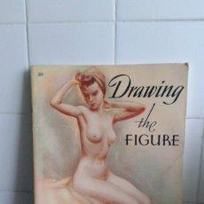 Varios objetos de Arte: DRAWING THE FIGURE, IREDELL RUSSELL, EN LENGUA INGLESA. Lote 181939971