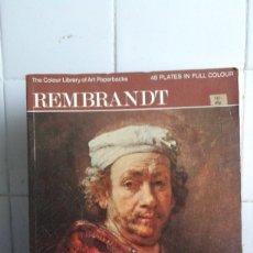 Varios objetos de Arte: REMBRANDT TREWIN COPPLESTONE, EDICIÓN REVISADA 1967 EDITA PAUL HAMLYN. Lote 181987983