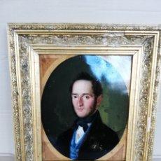 Varios objetos de Arte: PINTURA SOBRE CHAPA. Lote 182247915