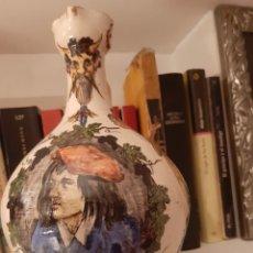 Varios objetos de Arte: JARRÓN MONCLOA. Lote 182354172