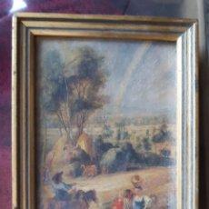 Varios objetos de Arte: PINTURA PAISAJE CUADRO. Lote 182827758