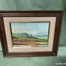 Varios objetos de Arte: BONITO CUADRO. Lote 182874196