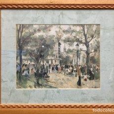 Varios objetos de Arte: VIVES FIERRO,CUADRO DECORATIVO. Lote 182885732