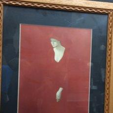 Varios objetos de Arte: MONTSERRAT GUDIOL,CUADRO DECORATIVO. Lote 182887412