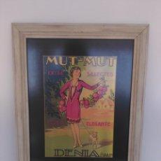 Varios objetos de Arte: CUADRO MUT - MUT DENIA ( SPAIN ). Lote 182895125