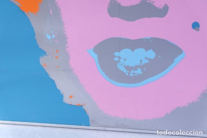 Varios objetos de Arte: Andy Warhol Pop Art-Sunday B. Morning-Marilyn Monroe-Impresión publicada posterior a su muerte - Foto 3 - 182898780