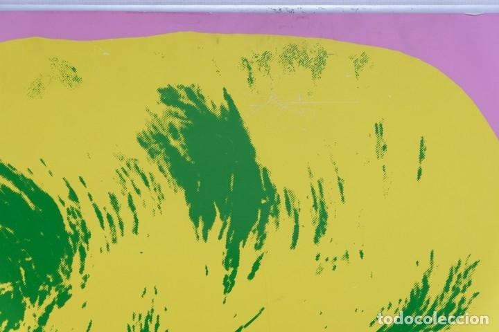 Varios objetos de Arte: Andy Warhol Pop Art-Sunday B. Morning-Marilyn Monroe-Impresión publicada posterior a su muerte - Foto 4 - 182898787