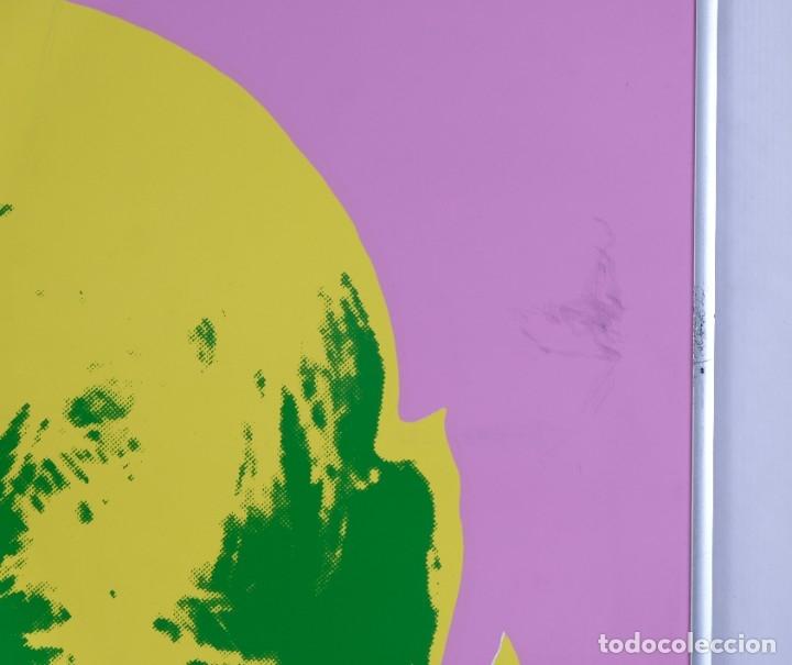 Varios objetos de Arte: Andy Warhol Pop Art-Sunday B. Morning-Marilyn Monroe-Impresión publicada posterior a su muerte - Foto 5 - 182898787