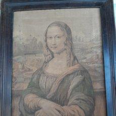 Varios objetos de Arte: TAPIZ SIGLO XVIII-XIX. Lote 182965597