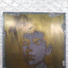 Varios objetos de Arte: RAMÓN CASAS. TACO XILOGRÁFICO. Lote 183357453
