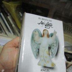 Varios objetos de Arte: ANGEL DE BELEN DE MINGOTE CON LA CAJA ORIGINAL. Lote 183636307