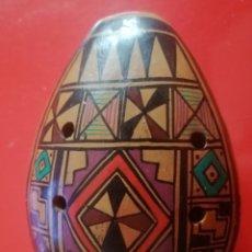 Varios objetos de Arte: OCARINA PERUANA. Lote 183822030