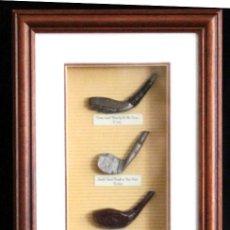 Varios objetos de Arte: CUADRO DE GOLF . Lote 184093180