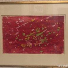 Varios objetos de Arte: MARIPOSAS. Lote 184793753