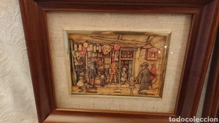 Varios objetos de Arte: DOS CUADROS DE ANTON PIECK - Foto 4 - 184840957