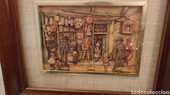 Varios objetos de Arte: DOS CUADROS DE ANTON PIECK - Foto 5 - 184840957