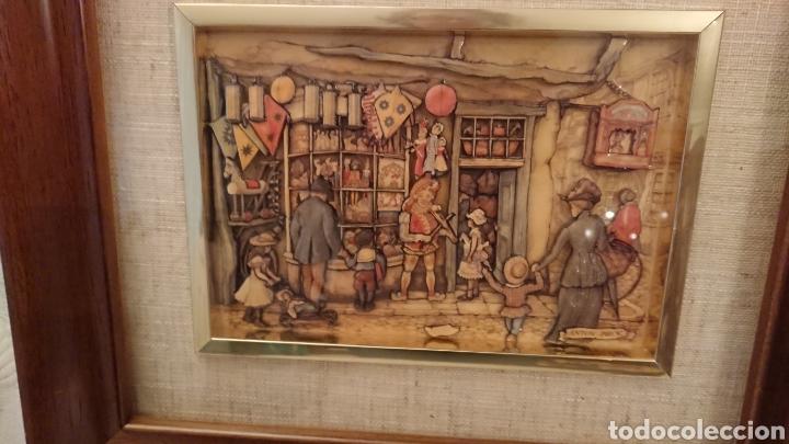 Varios objetos de Arte: DOS CUADROS DE ANTON PIECK - Foto 6 - 184840957