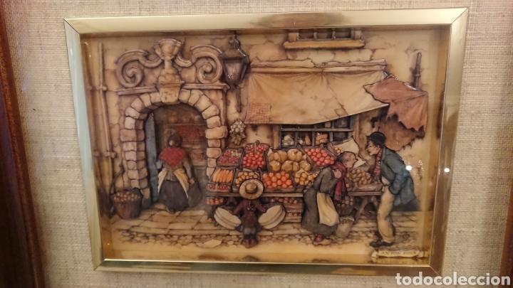 Varios objetos de Arte: DOS CUADROS DE ANTON PIECK - Foto 7 - 184840957