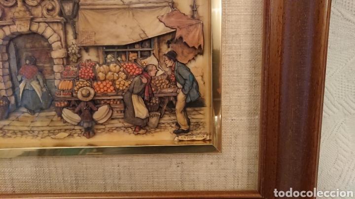 Varios objetos de Arte: DOS CUADROS DE ANTON PIECK - Foto 9 - 184840957