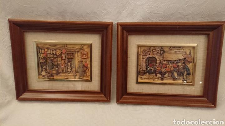 Varios objetos de Arte: DOS CUADROS DE ANTON PIECK - Foto 16 - 184840957