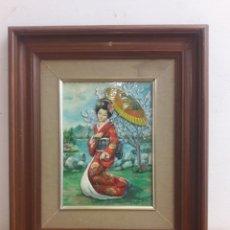 Varios objetos de Arte: CUADRO CON RELIEVE 3D. Lote 185884552