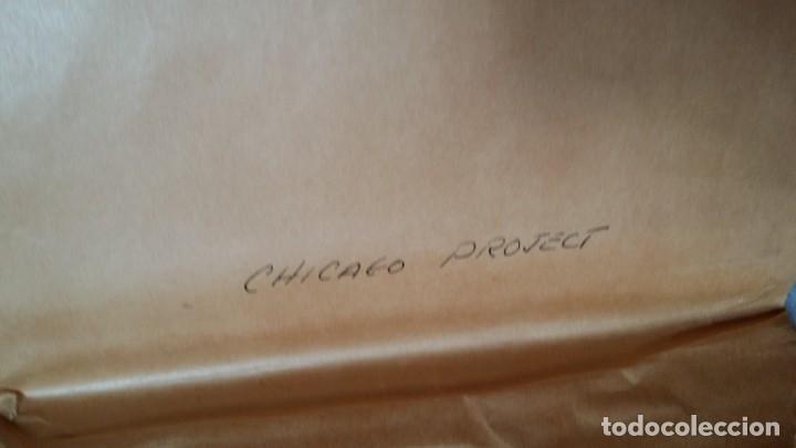 Varios objetos de Arte: WALTER DE MARIA - Marcel Duchamp, Chicago Project, SMS#1, 1968 - Foto 4 - 186213760