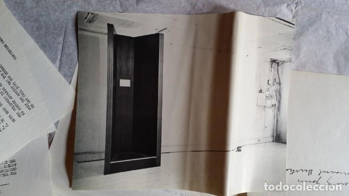 Varios objetos de Arte: WALTER DE MARIA - Marcel Duchamp, Chicago Project, SMS#1, 1968 - Foto 13 - 186213760