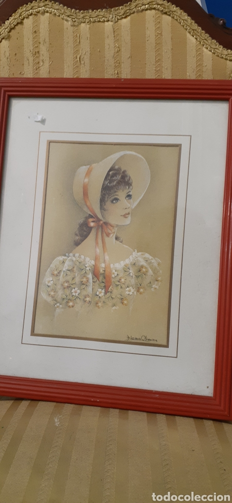 Varios objetos de Arte: Cuadros de ELENA OLIVERA - Foto 2 - 186386032