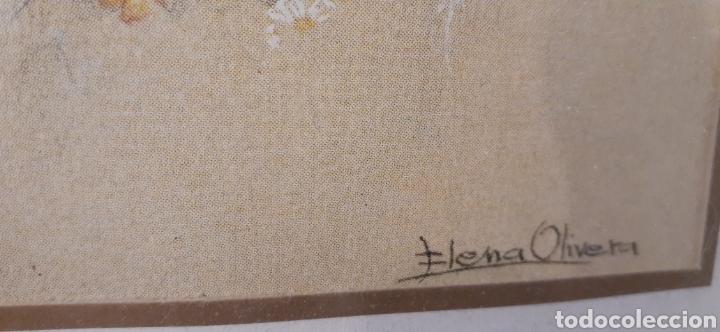 Varios objetos de Arte: Cuadros de ELENA OLIVERA - Foto 7 - 186386032