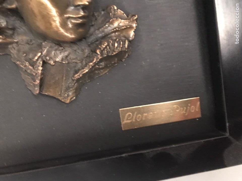 Varios objetos de Arte: ROSTRO EN CUADRO - LLORENTE PUJOL - Foto 2 - 186409543