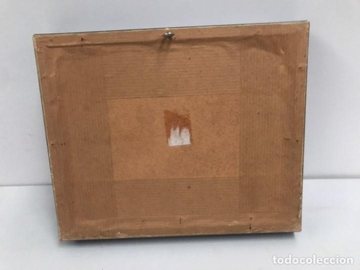 Varios objetos de Arte: ROSTRO EN CUADRO - LLORENTE PUJOL - Foto 3 - 186409543