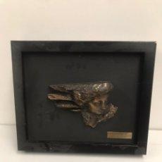 Varios objetos de Arte: ROSTRO EN CUADRO - LLORENTE PUJOL. Lote 186409543