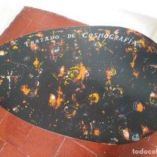 Varios objetos de Arte: MESA BAJA.TRATADO DE COSMOGRAFÍA.PIEZA ÚNICA.. Lote 186462121
