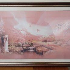 Varios objetos de Arte: CUADRO. Lote 188522552