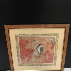 Varios objetos de Arte: CUADRO EN LAMINA - OTOÑO. Lote 189130062