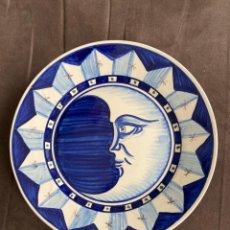 Varios objetos de Arte: PLATO LUNA . Lote 189409965