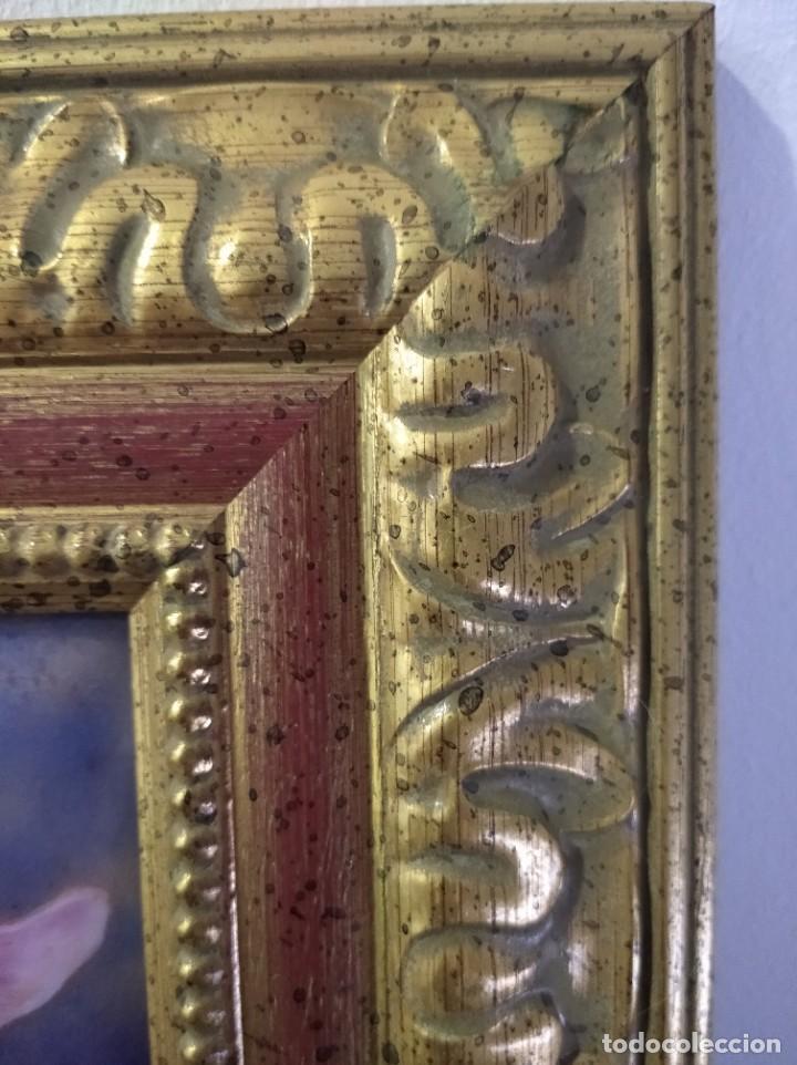 Varios objetos de Arte: FLORES 27*32 - ORO DE LEY LIQUIDO - ESMALTE AL FUEGO - SOR PAULA MARTIN - Foto 2 - 189897511