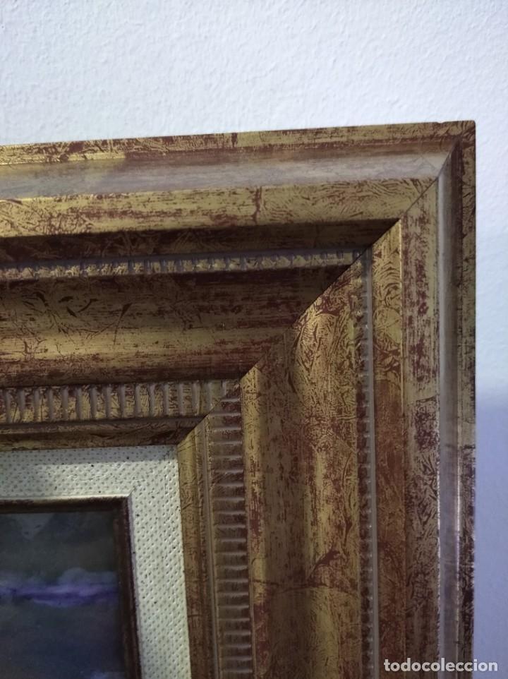 Varios objetos de Arte: MUJER DE ESPALDAS 31*35 - ORO DE LEY LIQUIDO - ESMALTE AL FUEGO - SOR PAULA MARTIN - Foto 5 - 189902148