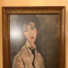Varios objetos de Arte: CUADRO ANTIGUO . Lote 190155637